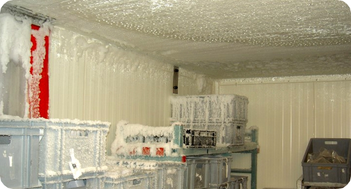Munters iceDry SMAC Enterprises cold rooms and coldstores