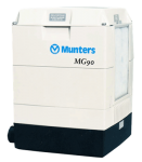 Munters dehumidifier