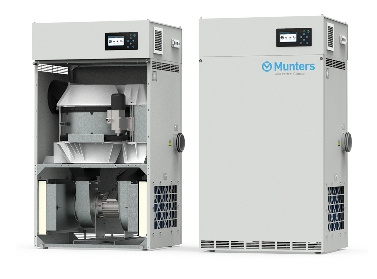 Munters ML range with AirC