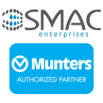 SMAC distributer for Munters in Africa