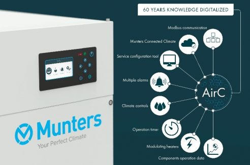 Munters AirC system